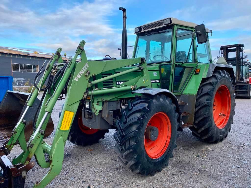 Fendt 310 LSA / LIETO, Traktorit, Maatalous