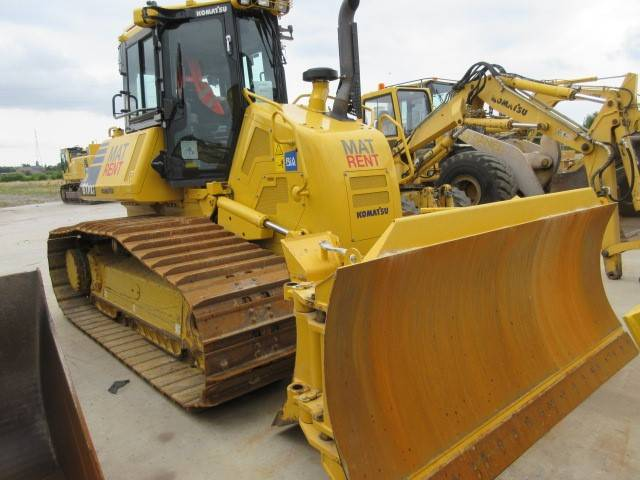 Komatsu D61PXI-24, Crawler dozers, Construction Equipment