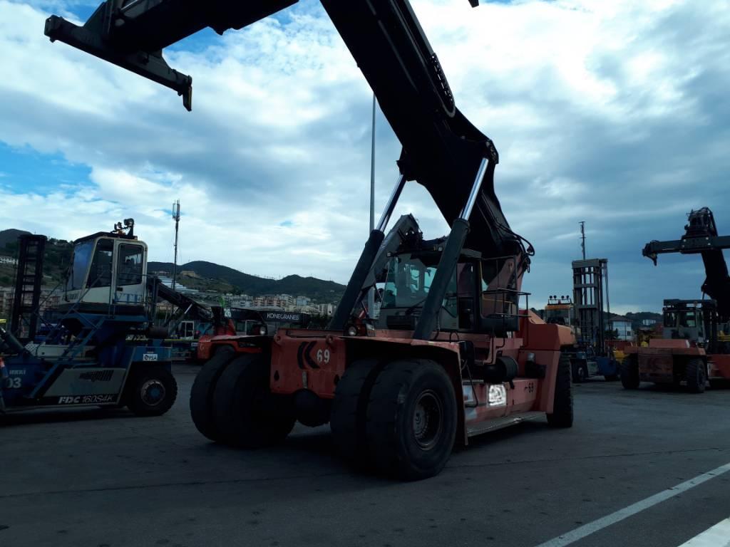 Kalmar DRF 450-65 S5, Containerstapler, Flurförderzeuge