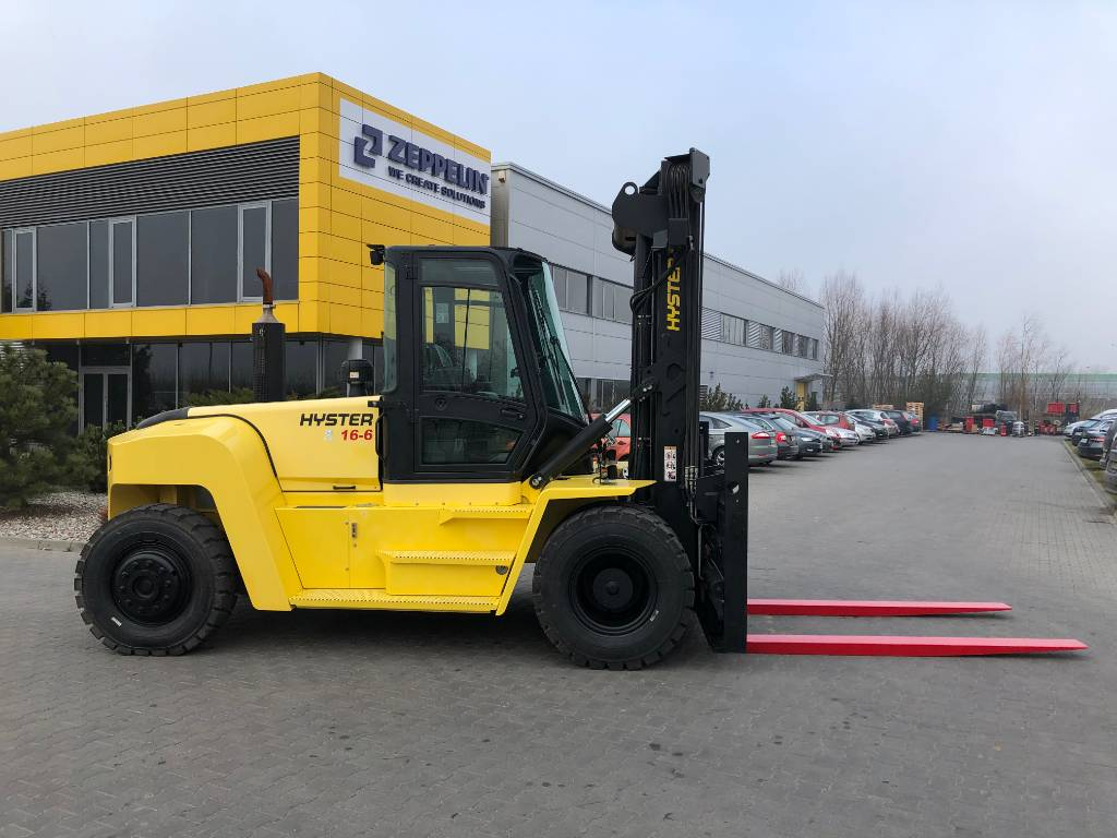 Hyster H 16.00 XM-6, Diesel counterbalance Forklifts, Material Handling
