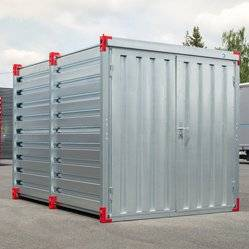 [Other] Kovobel 3x2m 10 fot, Förrådscontainers, Transportfordon