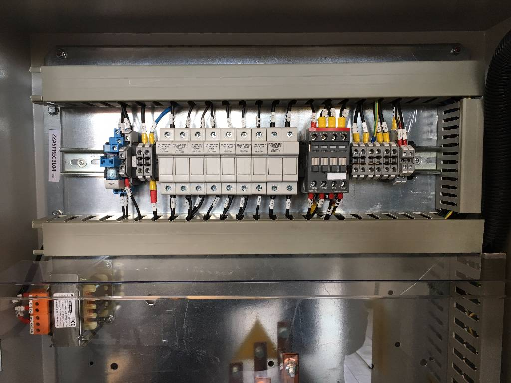 ATS Panel 160A - Max 110 kVA - DPX-27505, Anders, Bouw