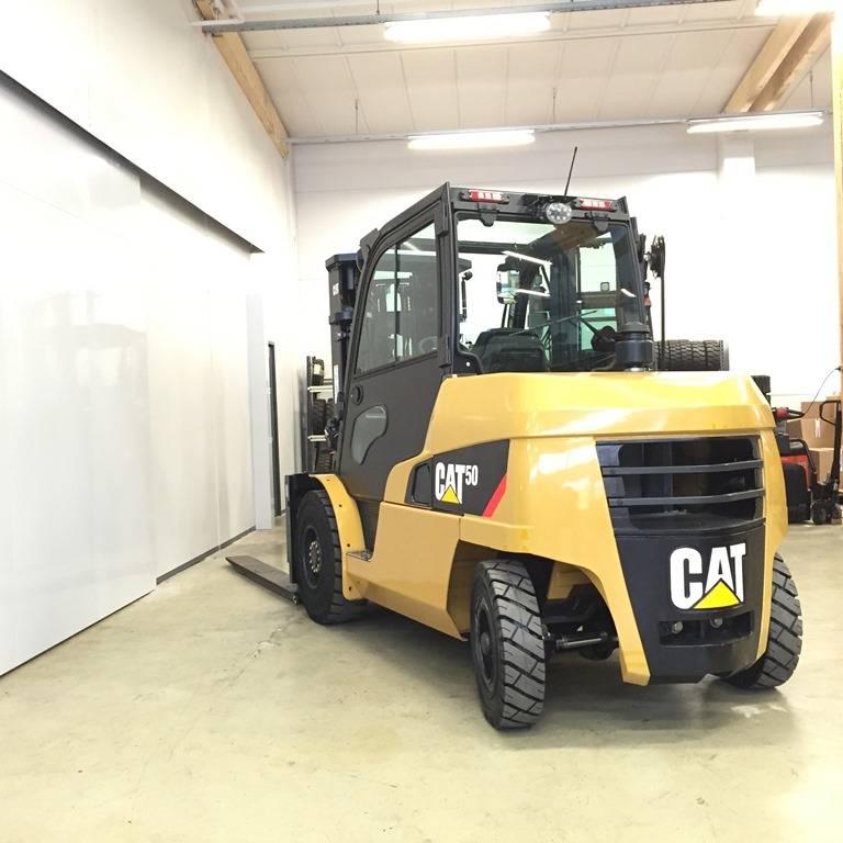 Caterpillar DP 50 N, Dieseltrukit, Materiaalinkäsittely