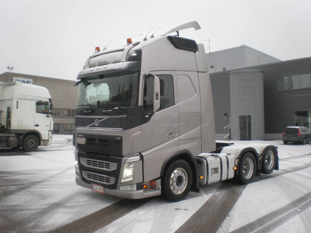 Volvo FH540, Conventional Trucks / Tractor Trucks, Trucks and Trailers
