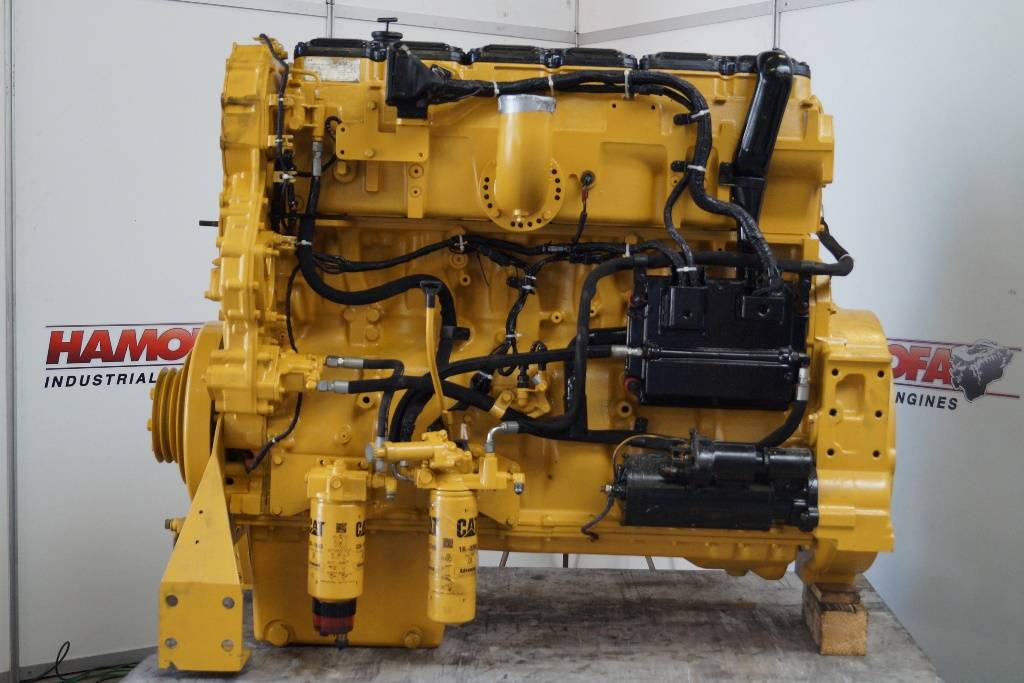 Used Caterpillar C18 Engines Year 2006 For Sale Mascus Usa
