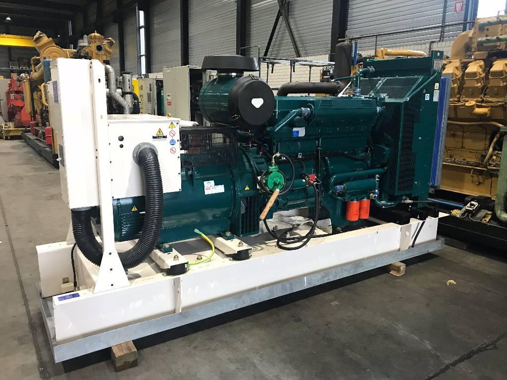 Perkins 2006T-G2 - Generator Set 300 kVa - DPH 104802, Diesel Generators, Construction