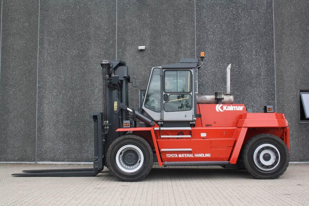 Kalmar LMV DCD240-6, Diesel trucks, Material Handling