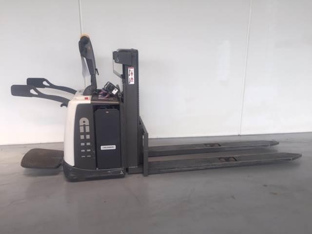 Atlet PSP160, El-palleløftere med platform, Trucks
