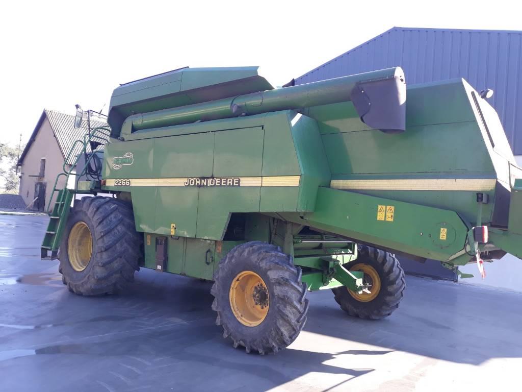 John Deere 2266, Kombajny zbożowe, Maszyny rolnicze