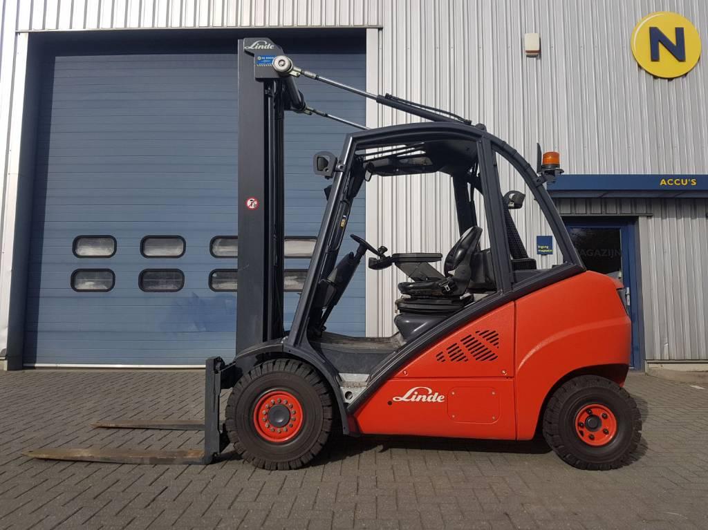 Linde H30D - ACTIE prijs, Diesel heftrucks, Laden en lossen