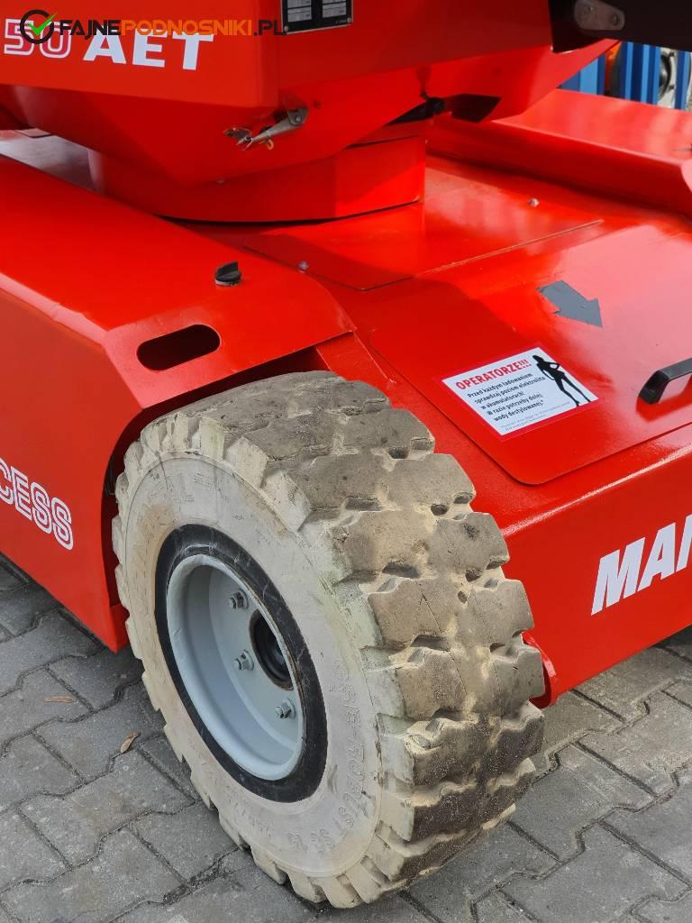 Manitou 150 AET 2, Podnośniki przegubowe, Maszyny budowlane