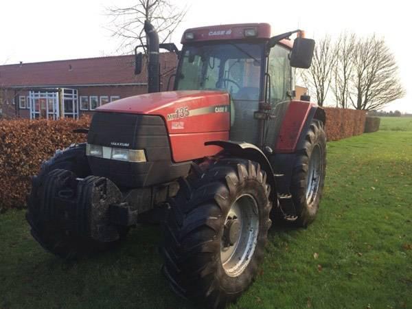 Case IH MX 135, Tractoren, Landbouw