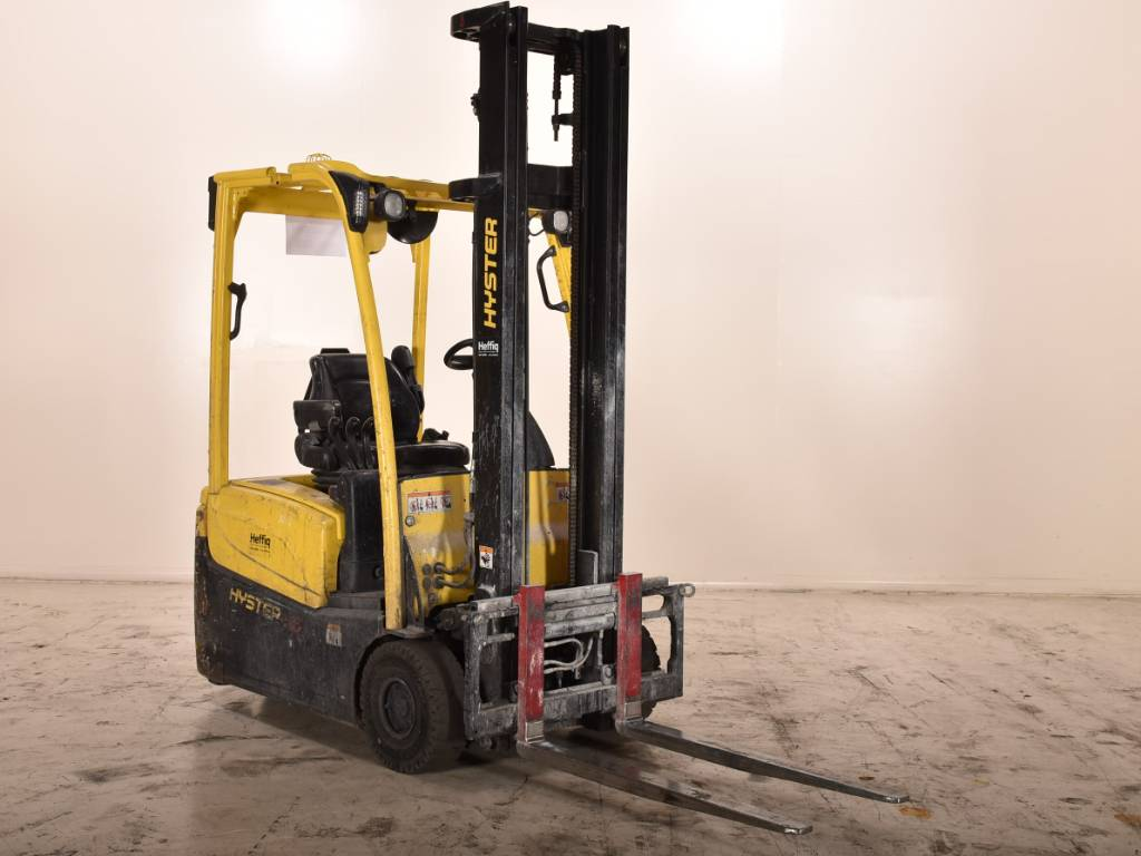 Hyster J1.6XNT, Electric counterbalance Forklifts, Material Handling