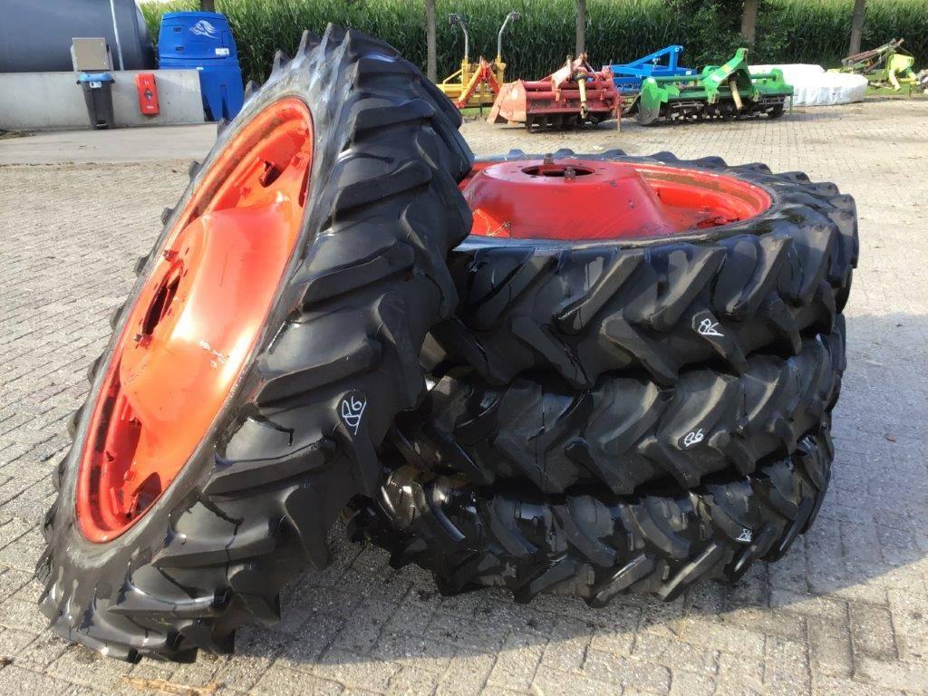 Taurus 12.4 R46, Banden, wielen en velgen, Landbouw