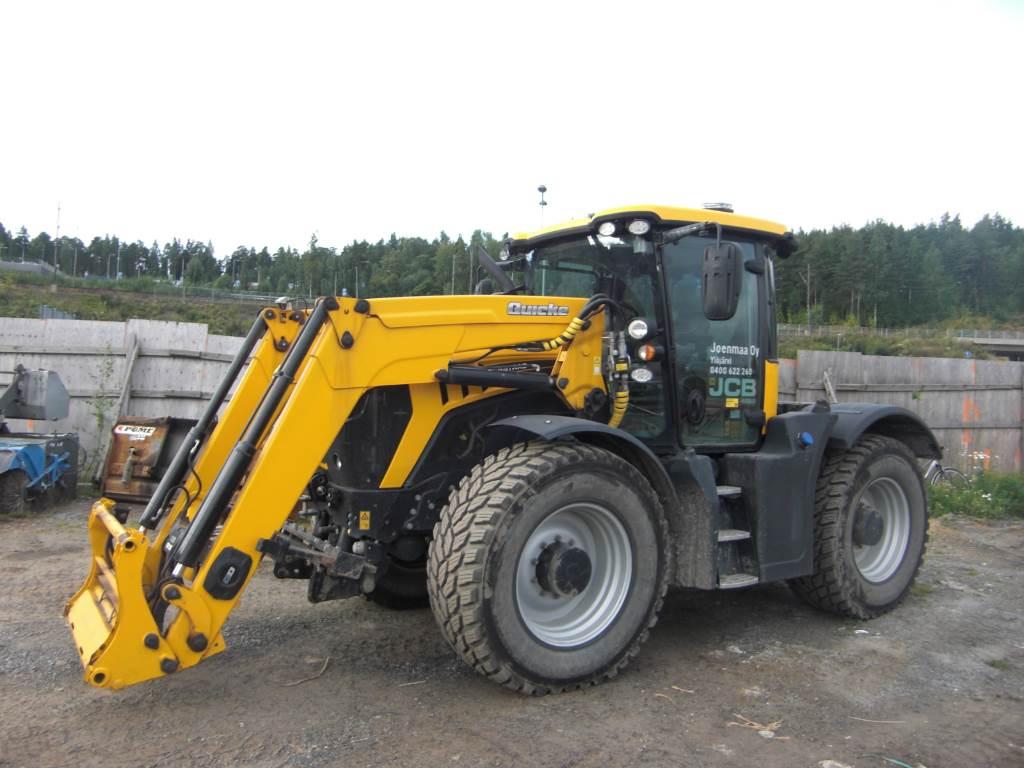 JCB Fastrac 4220, Traktorit, Maatalous