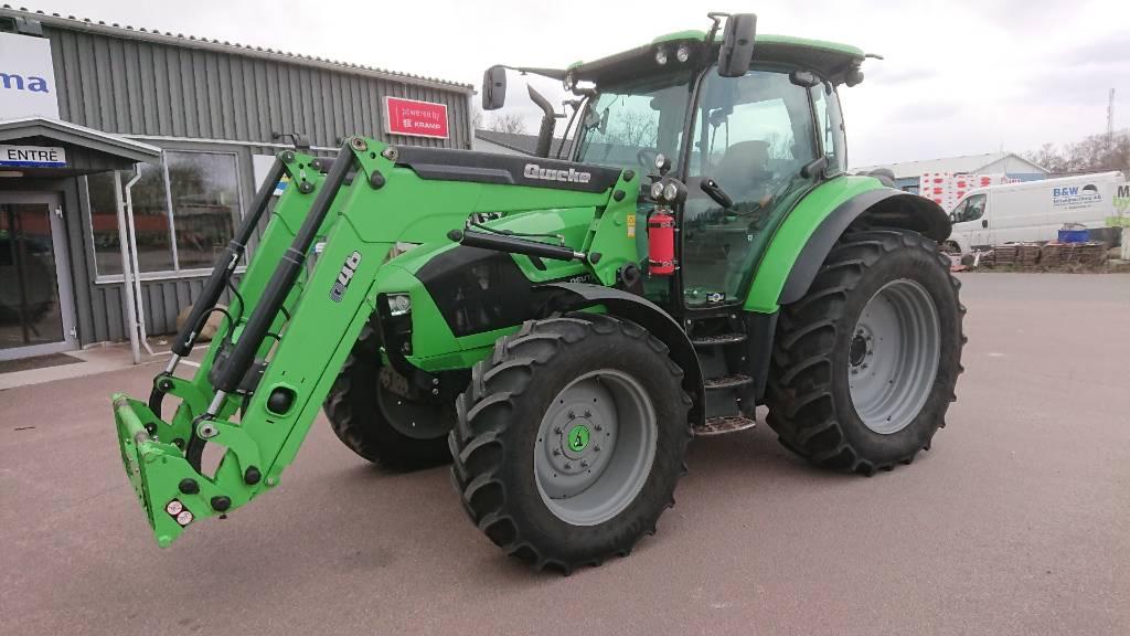 Deutz-Fahr 5130, Traktorer, Lantbruk