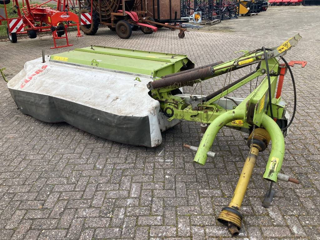 CLAAS Disco 2650 c, Mowers, Agriculture
