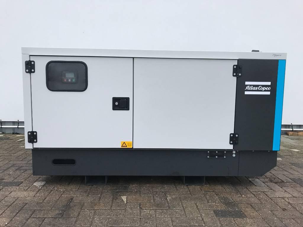 Atlas Copco QIS 10 - 10 kVA Generator - DPX-19400, Diesel generatoren, Bouw