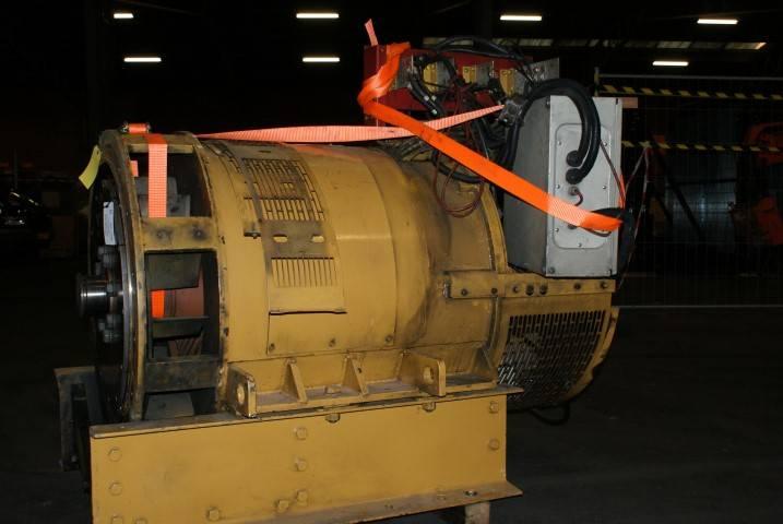 Rebuilt Caterpillar Generator End SR 4 - 580kW - DPH 103982, Generator Ends, Construction