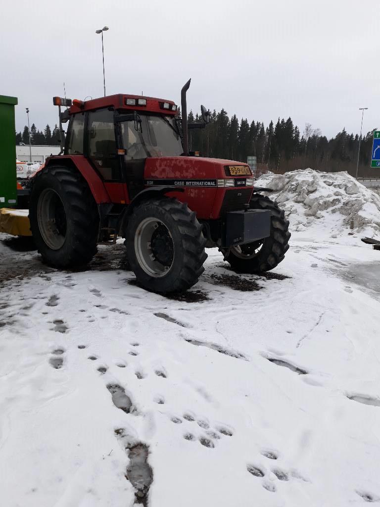 Case IH 5130, Traktorit, Maatalous