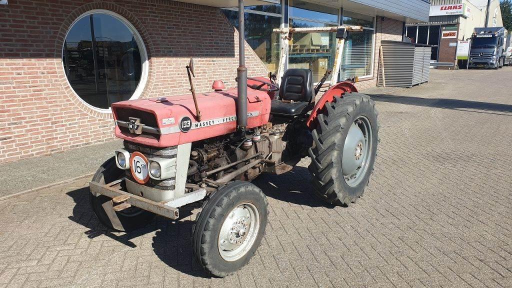 Massey Ferguson 133, Tractors, Agriculture