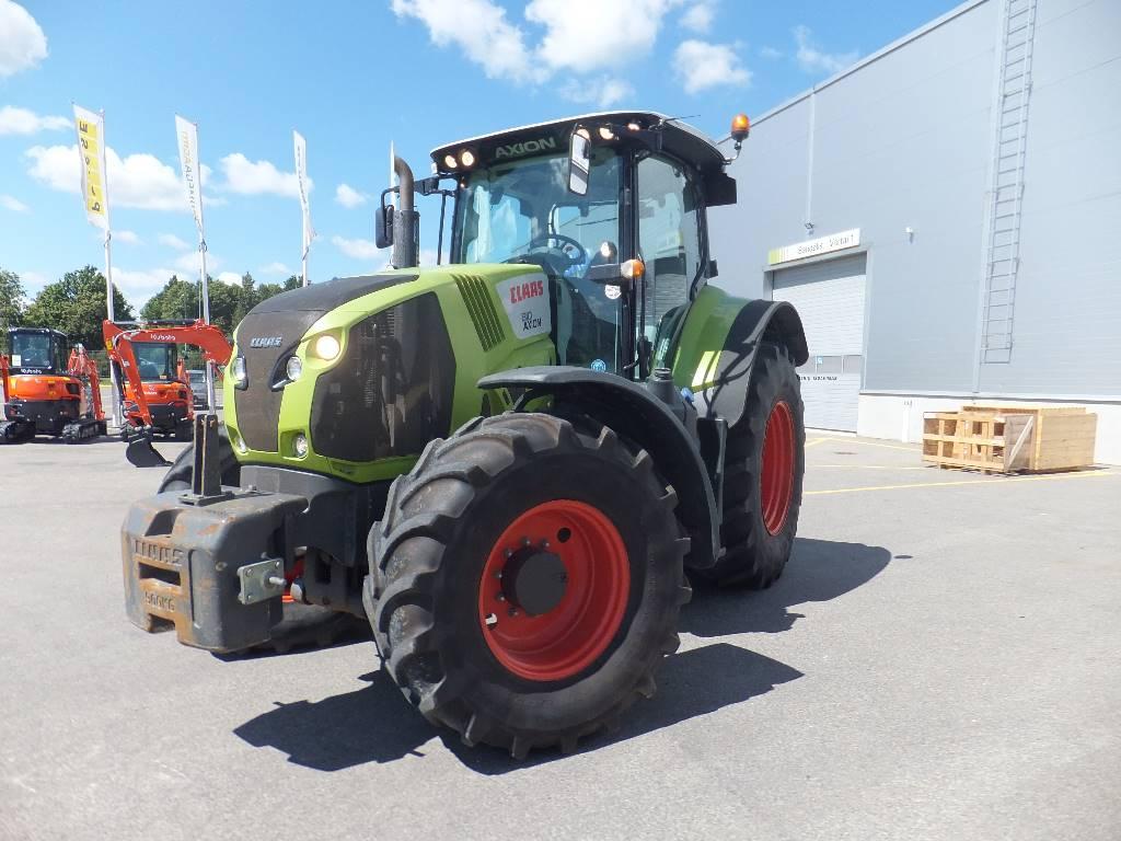 CLAAS Axion 810 CIS, Traktorid, Põllumajandus