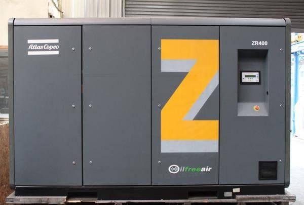 Atlas Copco ZR 400, Compressors, Industrial