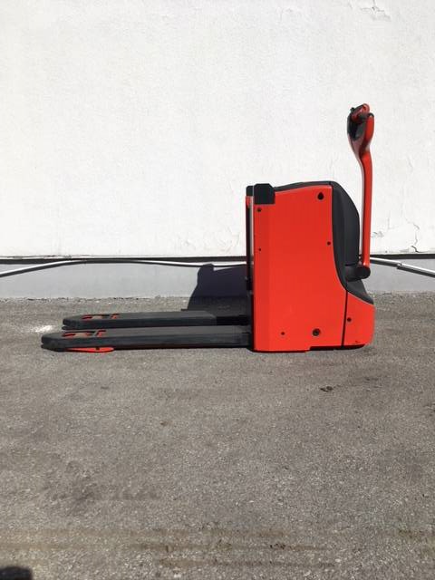 Linde T16L/1152, Low lifter, Material Handling