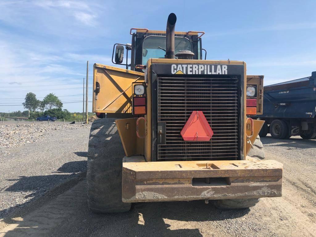 Caterpillar 966 F II, Wheel Loaders, Construction Equipment