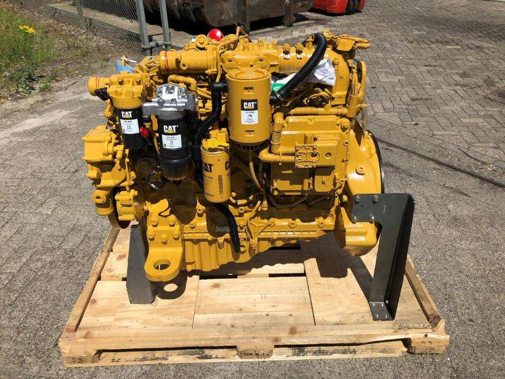 Caterpillar C 7.1 - Industrial Engine - 201 kW, Industrial Applications, Construction