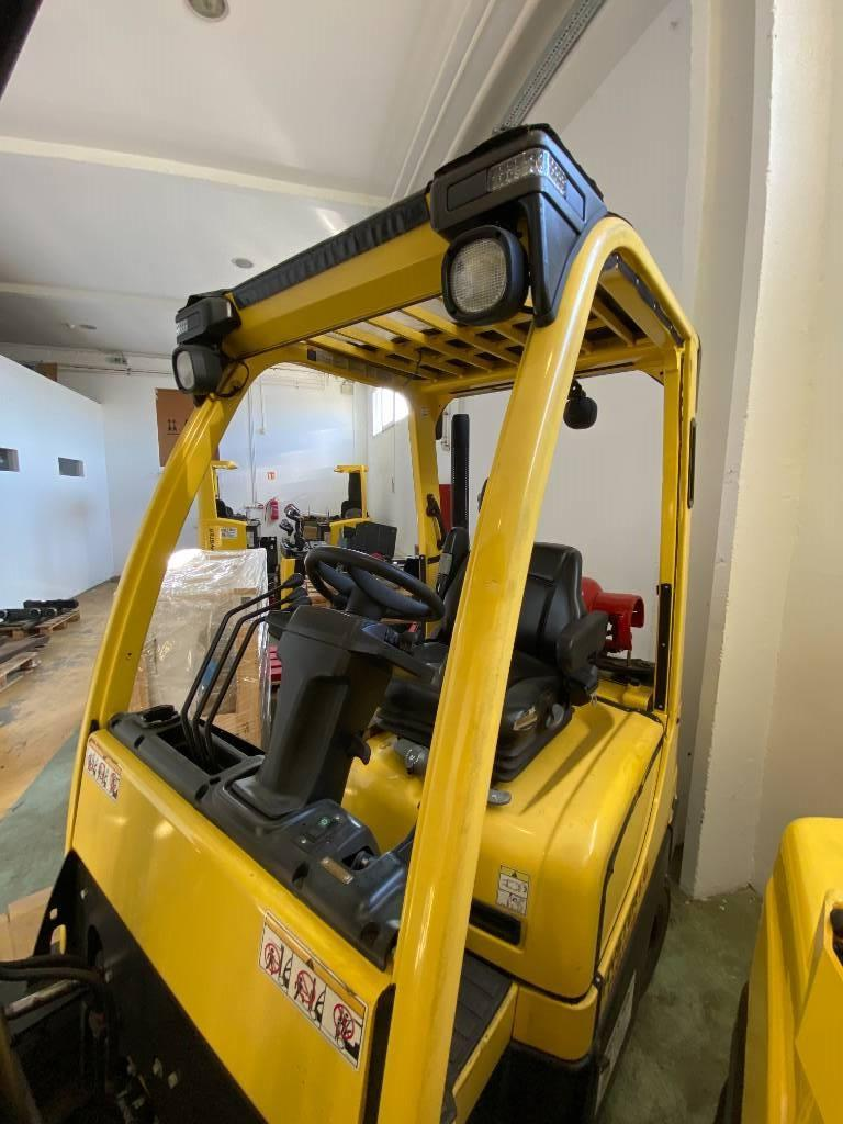 Hyster H 1.6 FT, LPG counterbalance Forklifts, Material Handling