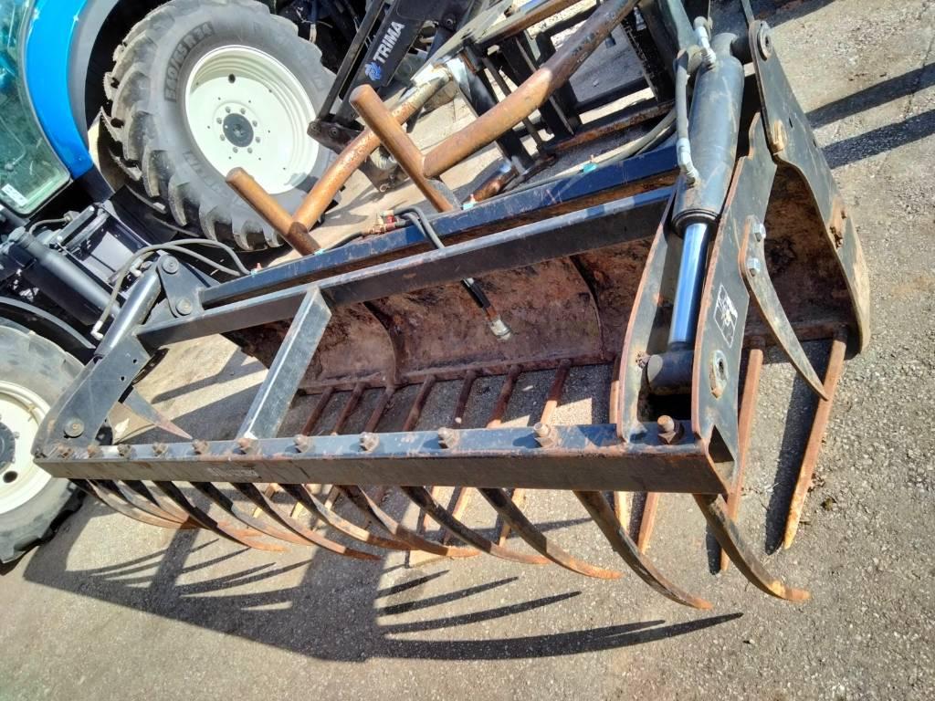 Quicke Silograb 230, Muu silokoristustehnika, Põllumajandus