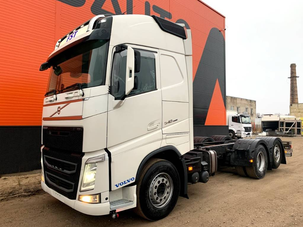 Volvo FH540 Retarder + Hydraulics, Cab & Chassis Trucks, Trucks and Trailers