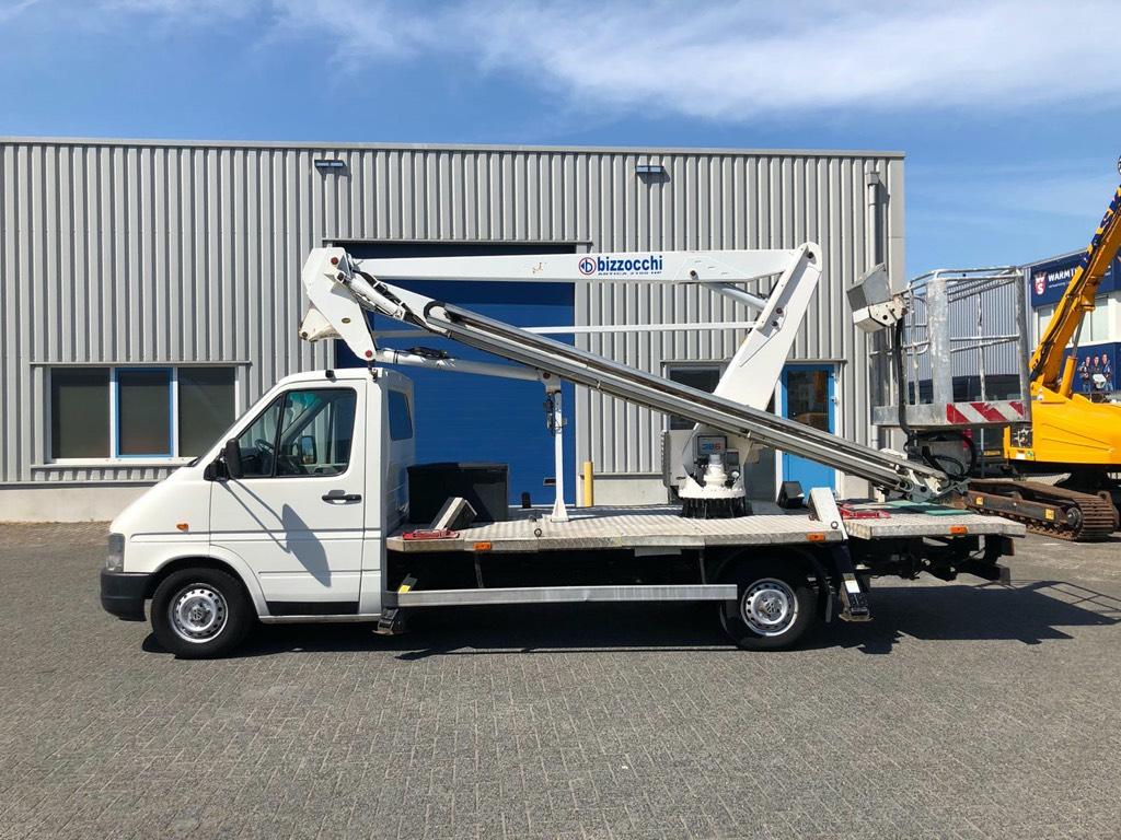 Bizzocchi Artica 2100 HP, Auto Hoogwerker, 21 meter, Auto hoogwerkers, Bouw