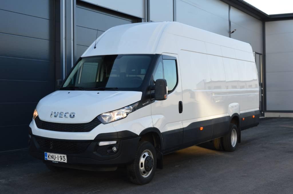Iveco Daily 50c18, Pakettiautot, Kuljetuskalusto