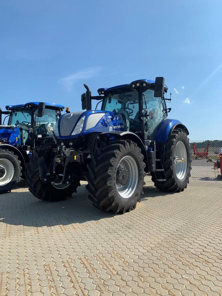 New Holland T 7.245 AC, FL ny! Lagerklipp!!!, Traktorer, Lantbruk