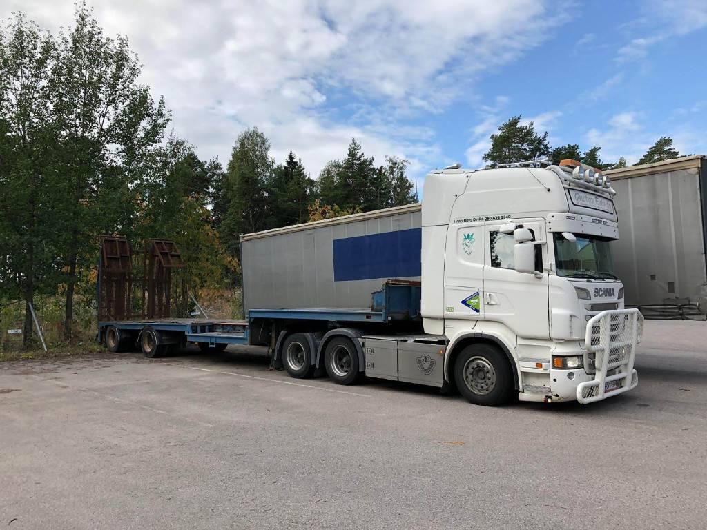 Scania ASIAKKAAN LUKUUN R730 6x4, Vetopöytäautot, Kuljetuskalusto