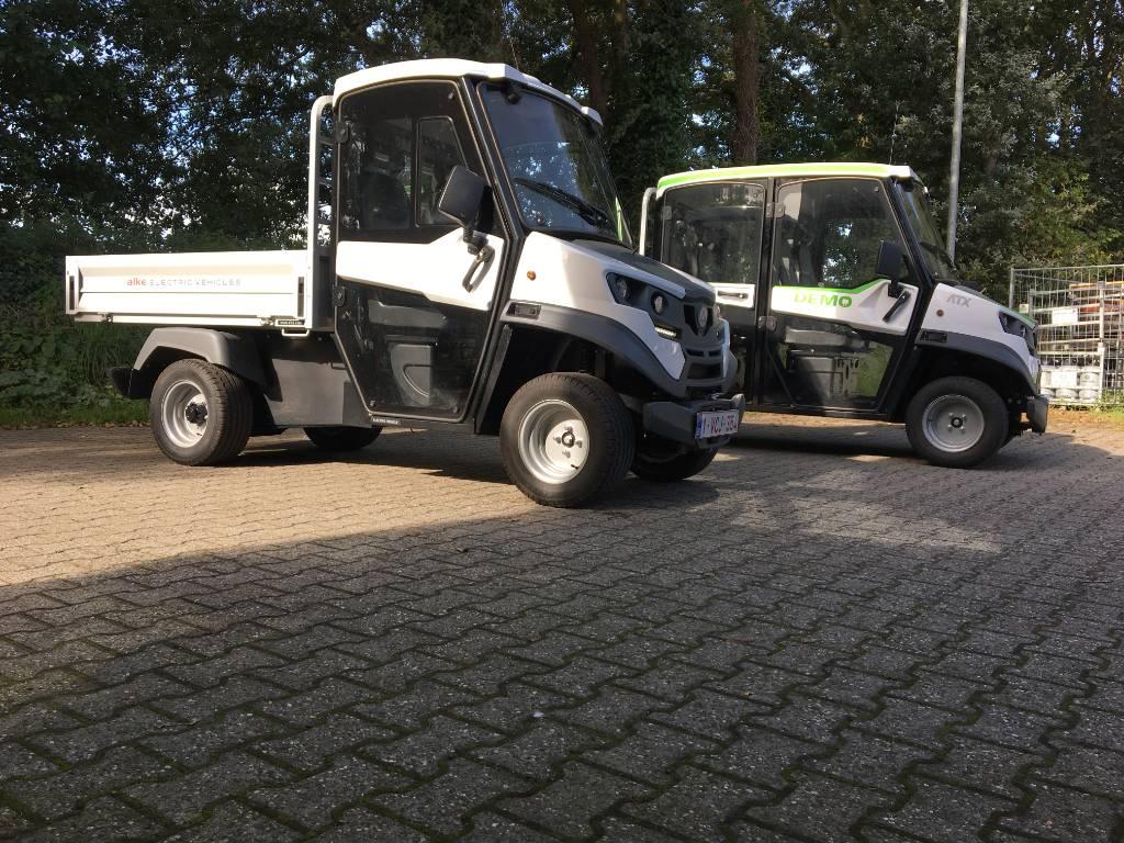 [Other] Alkè Elektrische Bedrijfswagen ATX 330/340ED, Electrisch voertuig, Transport