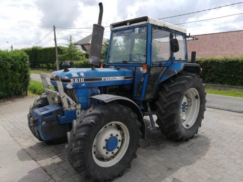 Ford 5610, Tractoren, Landbouw