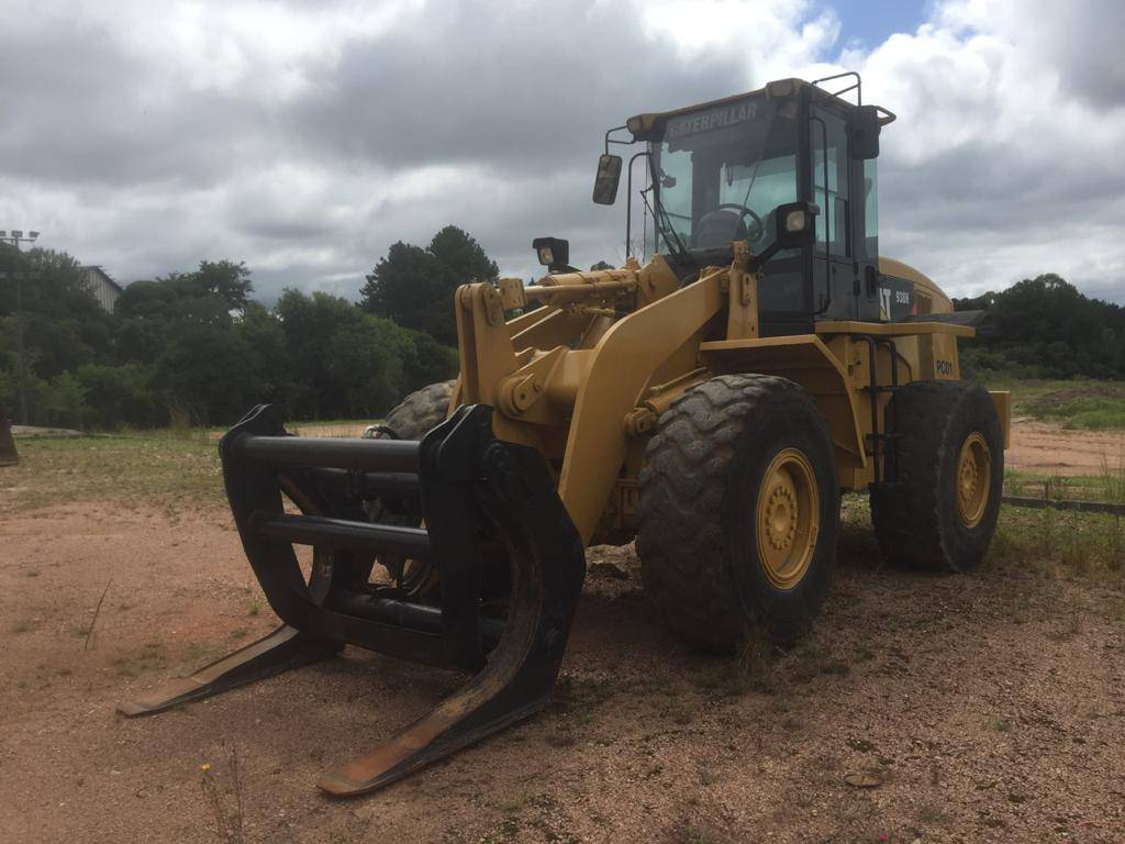 Caterpillar 938H C/ Garra Frontal, Wheel Loaders, Construction Equipment