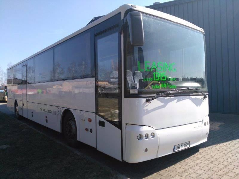 VDL Bova Lexio LLD 130-365, Autobuses urbanos, Transporte