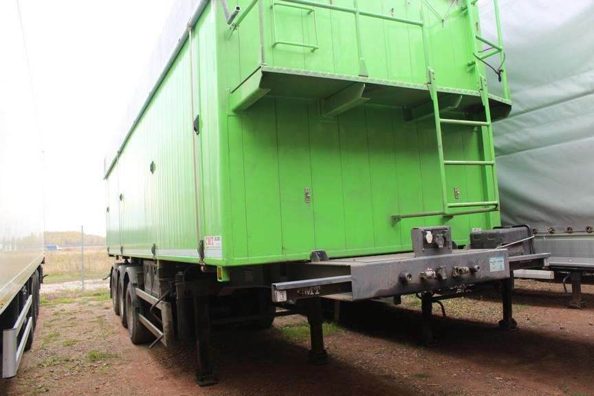 CMT W 34.5t, W25-50, Other Trailers, Trucks and Trailers