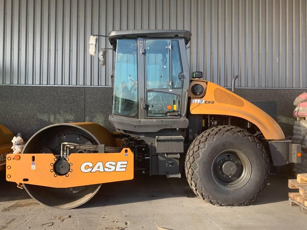 CASE 1110 EX-D (4pieces), Single drum rollers, Construction