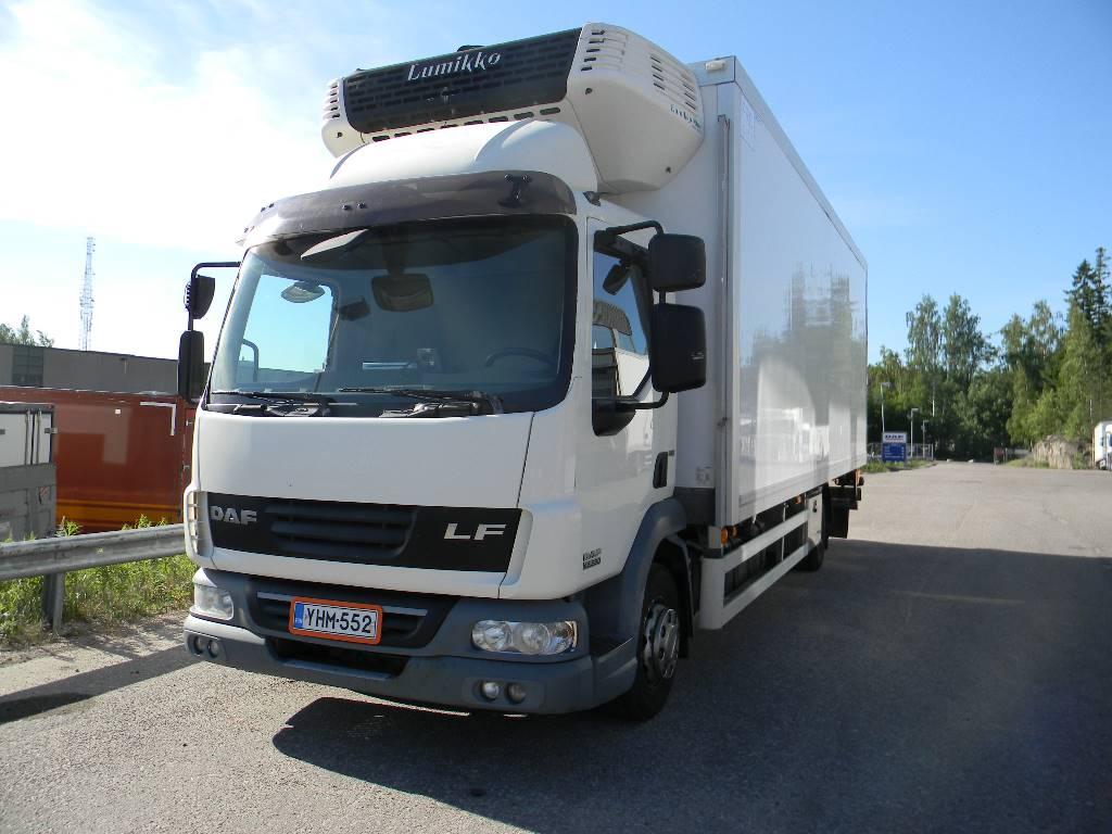 DAF 45.220, Kylmä-/Lämpökori kuorma-autot, Kuljetuskalusto