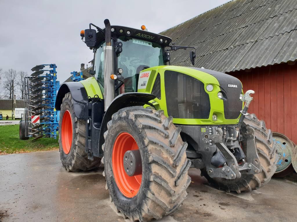 CLAAS Axion 920 Cmatic, Traktorid, Põllumajandus
