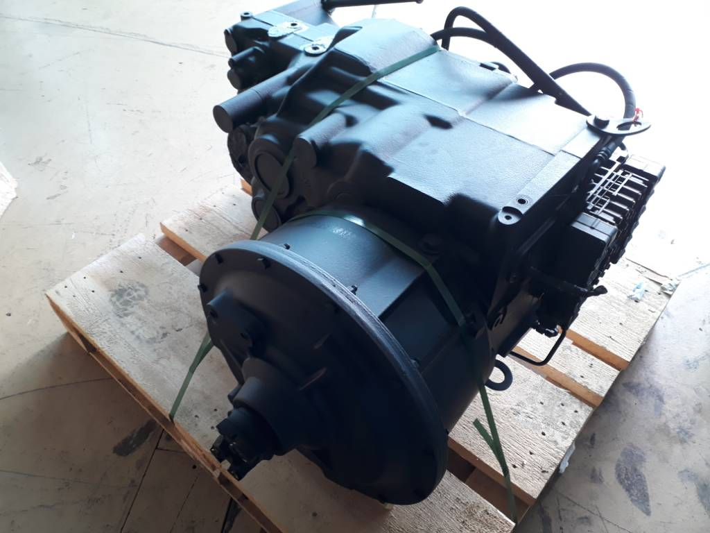 ZF 6WG260, Transmission, Transportation