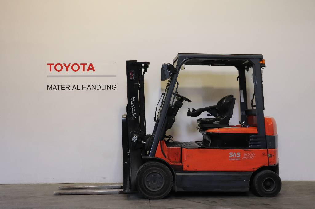 Toyota 7 FB MF 30, Electric forklift trucks, Material Handling