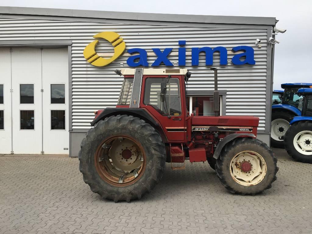 International 1055 XL, Traktorer, Lantbruk
