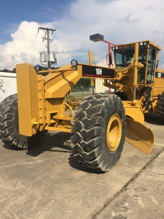 Caterpillar 16H O332, Motor Graders, Construction Equipment