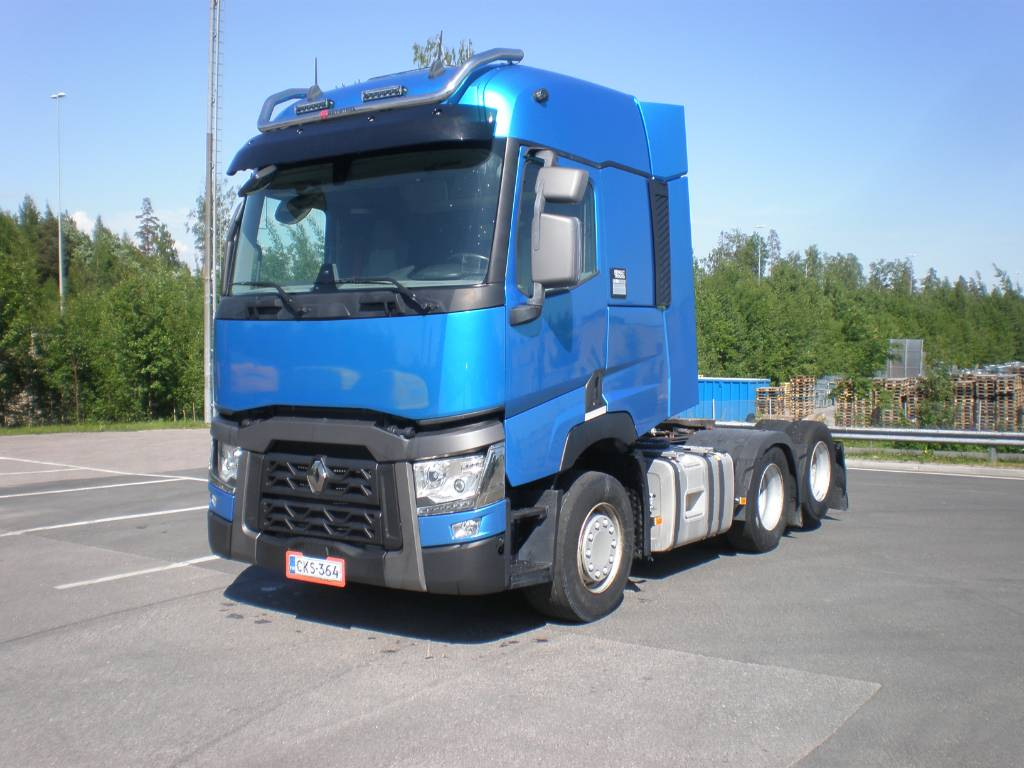 Renault T460, Conventional Trucks / Tractor Trucks, Trucks and Trailers